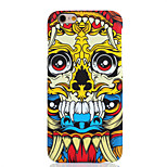 Fashion Individuality Skull Style PC Back Cover Case for iPhone 5/5S