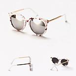 100% UV400 Wayfarer Fashion Mirrored Colorful Sunglasses