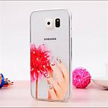 3 d set skruv mönster TPU mjuk pärm till Samsung Galaxy s6