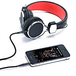 High Quality New 3.5mm Headband Headset MP3 Music Headphones for iPhone Samsung HTC PC