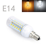 1 pcs Ding Yao E14/G9 15W 48LED SMD 5730 1200LM Warm White/Cool White Corn Bulbs AC 220-240V