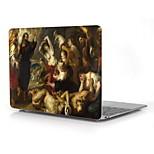 weltberühmte Gemälde Design Ganzkörper-Schutz-Plastikfall für 12 Zoll Das neue MacBook mit Retina-Display