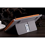 Solid Color PU Leather Auto Sleep/Wake UP Folio Cases Envelope Cases For iPad Air (Assorted Color)