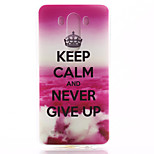Imperial Crown Pattern TPU Material Soft Phone Case for LG G3 Mini