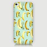patrón de banano teléfono cubierta trasera del caso para iphone5c