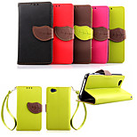 Hot Flip Wallet Leather Case With Stand Holder Luxury Flip PU Leather Case For LG L70 (Assorted Colors)
