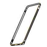 Apple 6 following protective metal frame iphone6 double-color arc iphone6 4.7 -inch phone sets