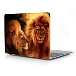 The Lion Design Full-Body Protective Plastic Case for 12