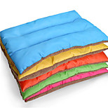 Colorful Stylish 65 x 44cm Pet Pad Sleeping Mat & Bed for Dogs & Cats (Assorted Colors)