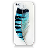Feathe Pattern Phone Back Case Cover for iPhone5C