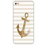 The Sword Pattern Phone Back Case Cover for iPhone5C