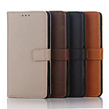 Crazy Horse Leather Case Wallet Restoring Ancient Ways Business Mobilephone Leather Sheath Mobilephone Shell for Sony C4