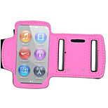 TPU Soft Gel Hook Type Protection Shell for iPod Nano 7(Assorted Colors)