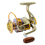 Yomores EF6000 Fishing Reels 2015 New Metal Front Drag 5.5:1 Fish Reel Boat Rock Left Hand 10BB