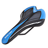 Basecamp Colorful PU Leather Mountain Bike Saddle Road Bike Saddle Bicycle Hollow Saddle Seat 7 Color