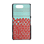Wave Symbol Pattern PC Hard Case for Sony Xperia Z3 Compact/Z3 mini