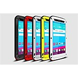 LOVE MEI Powerful Aluminum Metal Curve Arc Case Cover For LG G4