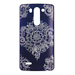 Datura Pattern PC Hard Case for LG G3 Mini/LG G3 Beat