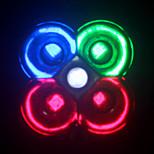 1 kpl MORSEN GU10/E26/E27 5.0 W 5 Teho-LED 500 LM Neutraali valkoinen/Punainen/Sininen/Vihreä PAR Kohdevalaisimet AC 85-265 V