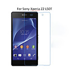 5PCS HD Clear Transparent Screen Protector Film For Sony Xperia Z2 L50T
