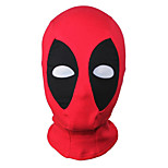 deadpool mutant wilson cosplay masque cagoule capuche réglable visage unisexe Halloween
