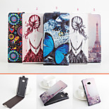 Protective PU Leather Magnetic Vertical Flip Case for Microsoft Lumia 640(Assorted Colors)