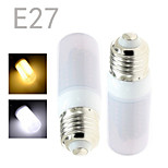 1 pcs Ding Yao G9/GU10/E27 15W 48LED SMD 5730 1200LM Warm White/Cool White Corn Bulbs AC 220-240V