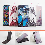 Flip Leather Magnetic Protective Case For Gionee Elife S5.1/GN9005(Assorted Colors)