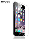TOPWISE® Tempered Glass screen protector for iPhone 6 4.7inch 2.5D premium 9H Hardness Anti-Scratch  Washable