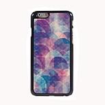 Geometry Design Aluminum Hard Case for iPhone 6