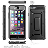 Compatible Sports & Outdoors Shatter-Resistant Case/Wate Plastic Hard Case Cover for iPhone 6  (Assorted Color)