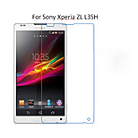 5PCS HD Clear Transparent Screen Protector Film For Sony Xperia ZL L35H