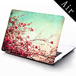 Flower Pattern Full-Body Protective Case for 11-inch/13-inch New MacBook Air