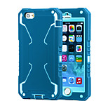 Superior Series Multiple Layer Hybrid Tough Armor Protective Case for iPhone 6 Plus (Assorted Colors)