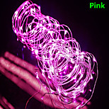 Dc12v 16.5FT 50 Leds Fairy String Lights Christmas Wedding Party Xmas Decoration and 14key Ir and Power
