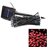 20M Solar Powered String Fairy Light for Party Wedding Garden Christmas Light Holiday Outdoor Decoration