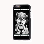 Wolf Design Aluminum Hard Case for iPhone 6