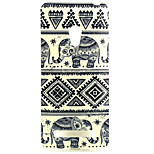 Elephant  pattern TPU + IMD Soft Back Cover Case  For ASUS ZenFone 5