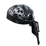 Motorcycle Biker Skull Caps Personalized Pirate Scarf Windproof Cycling Sunscreen Sweat Outdoor Head Wraps Hat
