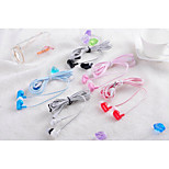 MD-096 Classic 1.0 Headphone 3.5mm In Ear 100cm for iPhone/Samsung/Huawei/Millet/Red Rice/HTC (Assorted Color)