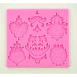 3D Bakeware Lace  Fondant Mold Cake Decoration Mold