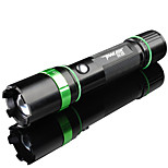 TanLu 3 Mode 250 Lumens LED Flashlights/Handheld Flashlights 18650 Adjustable