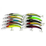 1pcs  Fishing Bait Hard Lures (Random Color)