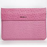 GEARMAX® Women Fashion PU Leather Waterproof Laptop Sleeve Bag for Macbook Air 11