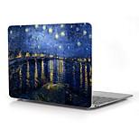 Sternenklare Nacht durch Vincent van Gogh-Design Ganzkörper-Schutz-Plastikfall für 12