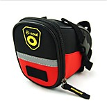 B-SOUL Multifunctional Bike Saddle Bag Cycling/Traveling 20 L  PU Leather/1680D Polyester