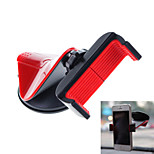 360 Angle Rotating Free Sucked type Mobile Phone Stand Holder for Car (Assorted Colors)