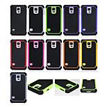 football pattern 3in1 pc + silikonikotelo Samsung Galaxy S5 / S4 / s3 / S5 mini / s3 mini kansi (aorted väri)