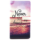 Dream Design PU Leather Full Body Case with Stand for Sony Xperia M2
