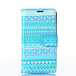 Blog Pattern PU Leahter Wallet with Card Slot And Stand Case for LG G3/G4/L90
